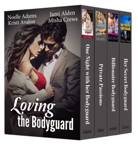 bodyguard bundle 3-D copy