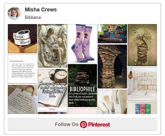 Pinterest Bibliana Board